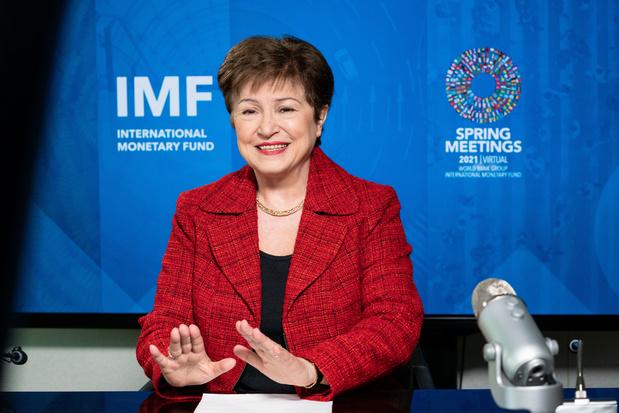 Toujours pas de consensus au FMI sur le sort de la directrice générale, Kristalina Georgieva