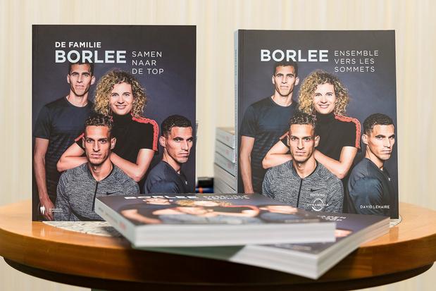 """""""Ensemble vers les sommets"""", le livre de la famille Borlée"""