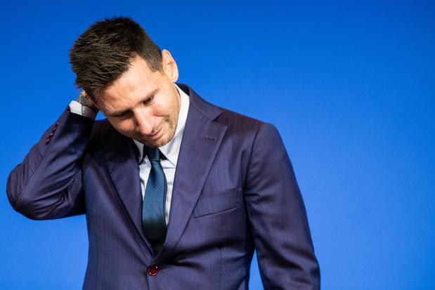 Fin cruelle pour Lionel Messi: l'enfer au paradis