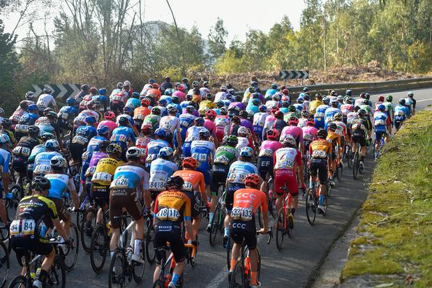 Opnieuw geen positieve tests tijdens tweede rustdag Vuelta