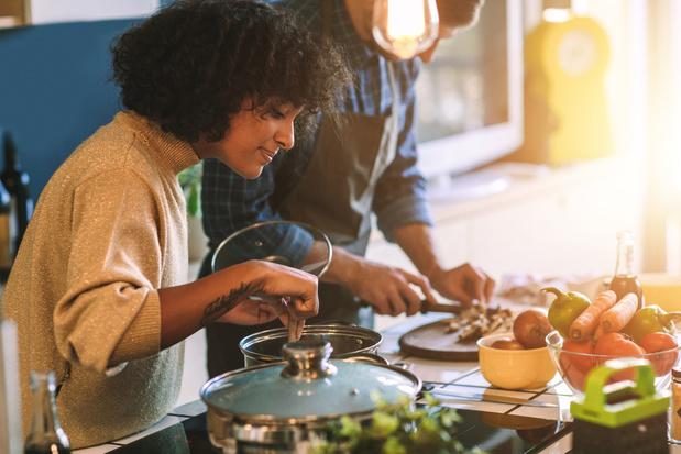 Thuis koken, eten afhalen of laten leveren in coronatijd