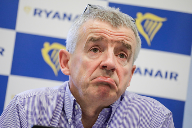 Ryanair menace de poursuites contre les aides d'État aux compagnies aériennes nationales