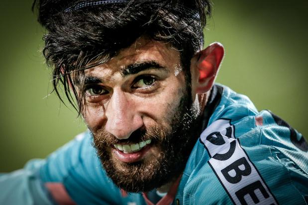 Ali Gholizadeh prolonge à Charleroi jusqu'en 2024