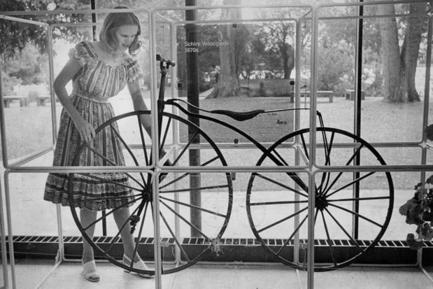 Van 'vélocipèdes' tot om ter traagst rijden: terug naar de eerste koersen op Brugse bodem