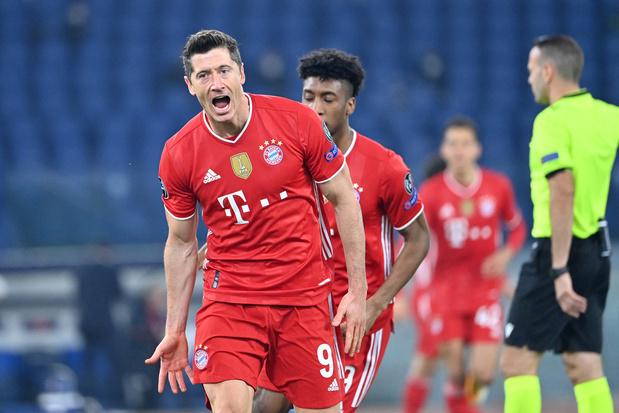 Ligue des Champions: le Bayern retrouve la forme à la Lazio, Chelsea surprend l'Atletico Madrid