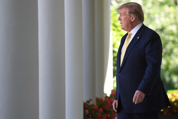 """Le pétrole s'envole après un tweet de Trump évoquant une """"énorme erreur"""" de l'Iran"""