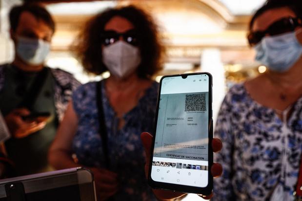 Covid: pass sanitaire obligatoire en Italie à partir du 6 août