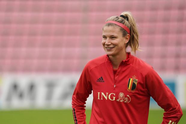 Justine Vanhaevermaet: 'De bond doet al veel voor de Flames, maar het moet ook van de spelers komen'