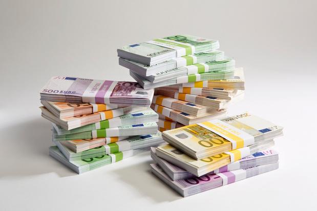 Des milliards d'euros d'argent noir placés sur des comptes belges