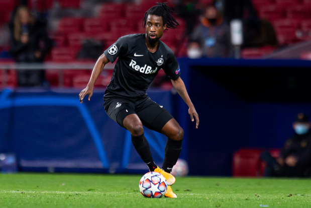 Anderlecht huurt Ghanees Ashimeru van Red Bull Salzburg