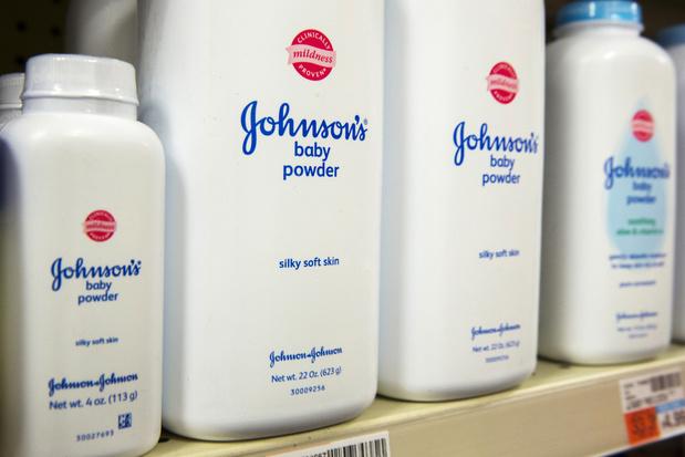 Johnson & Johnson stopt met verkoop talkpoeder in VS na rechtszaken
