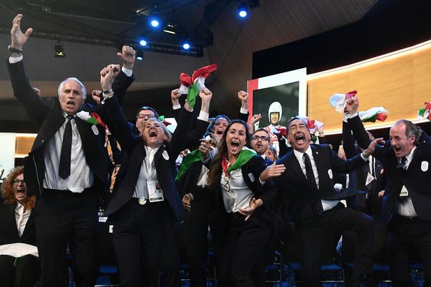 Les Jeux olympiques d'hiver 2026 attribués à Milan/Cortina