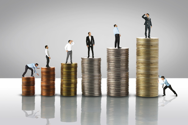 Le coût salarial a moins augmenté en Belgique qu'ailleurs en Europe