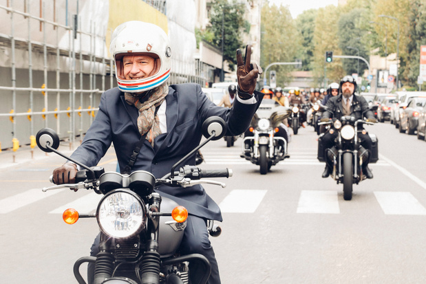 Distinguished Gentleman's Ride 2020 : en solo, mais ensemble
