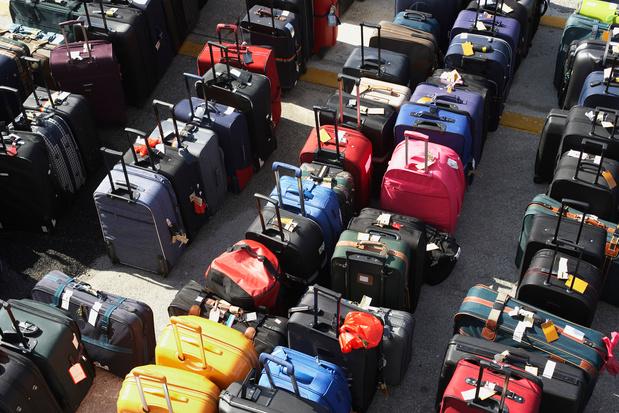 Probleem bagagesysteem Brussels Airport: 'Alles verloopt zondag normaal'