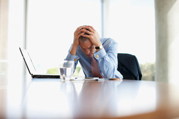 Un travailleur belge sur quatre a du mal à faire face au stress