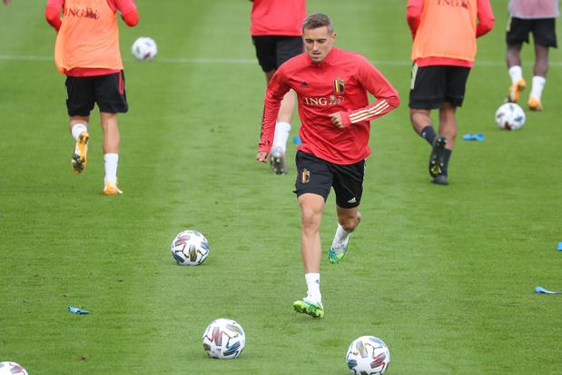 """Timothy Castagne sur son transfert à Leicester: """"Je me sens prêt pour la Premier League"""""""