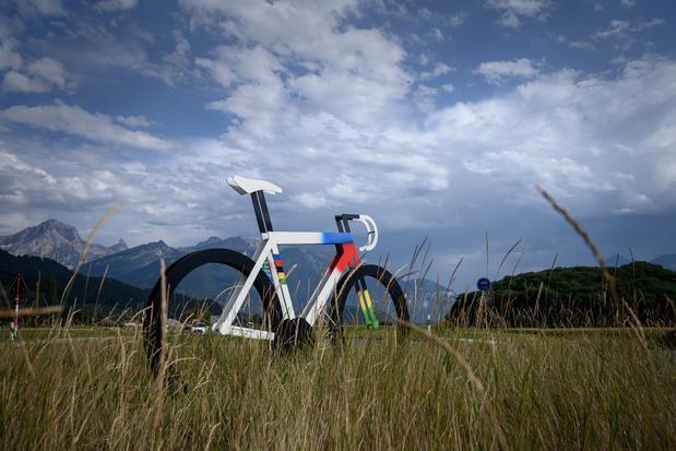 Geen WK wielrennen in Zwitserland dit jaar