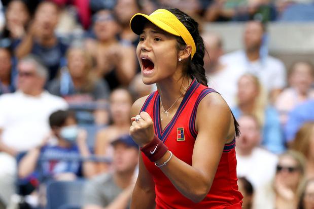 US Open: Emma Raducanu wint historische tienerfinale