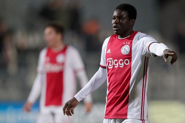 Ajax laat Bandé (ex-KV Mechelen) vertrekken naar Kroatië