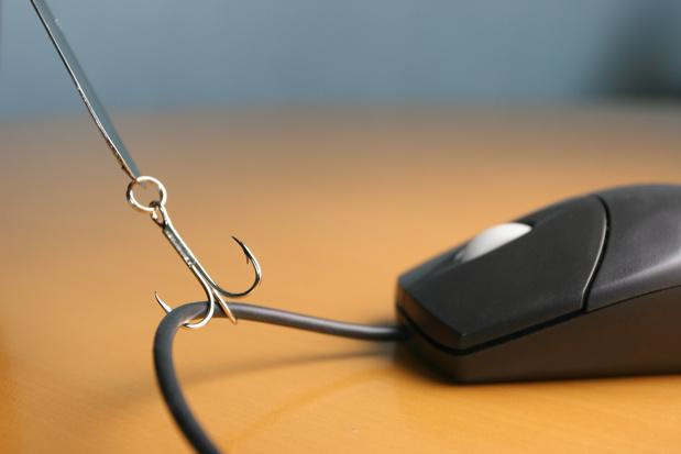 Thuiswerken doet ons niet massaal klikken op phishingmails