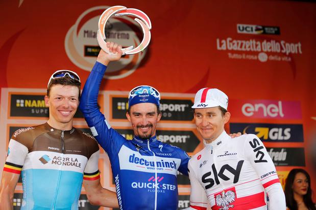 Milaan-Sanremo en Tirreno-Adriatico officieel afgelast, ploegen zeggen ook een voor een af voor Parijs-Nice
