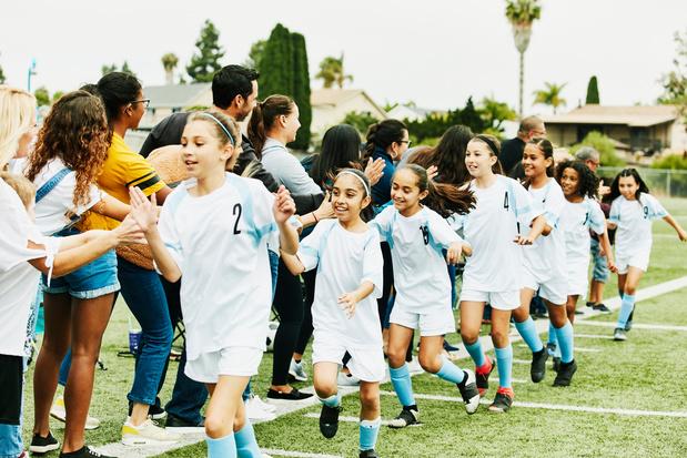 Hou meisjes en vrouwen in je sportclub!