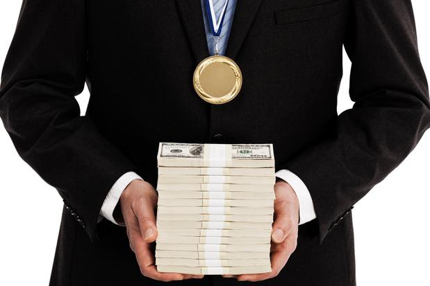 Une médaille d'or (fiscale) pour la Belgique