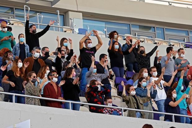 Opnieuw voetbal kijken in het stadion? In Israël kan het