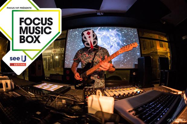 Ozferti est le prochain invité de notre Focus Music Box!