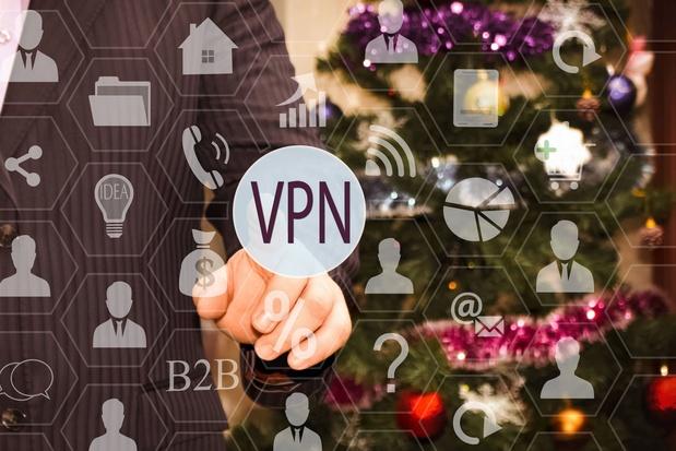Belgisch VPN-verbruik bijna verdriedubbeld