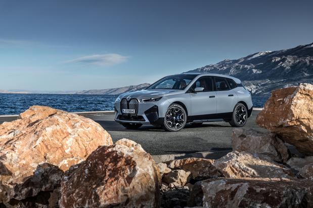 De BMW i4 is klaar en iX komt eraan