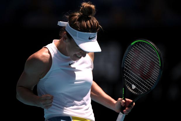 Elise Mertens en quarts de finale à Rome contre Karolina Pliskova