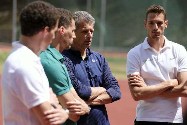 Team Borlée stapt over naar Vlaamse liga