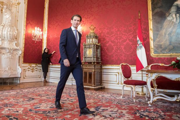 Autriche : feu vert des écolos pour gouverner avec Kurz