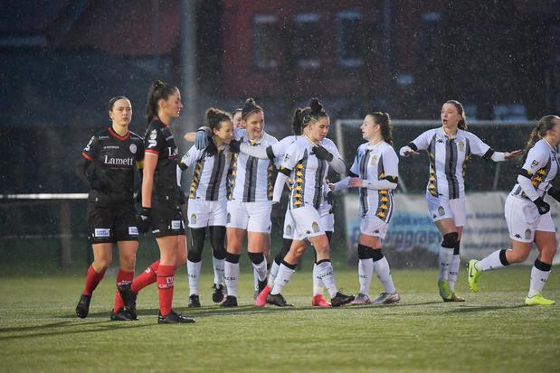 Super League: le Standard surpris, grande première pour Charleroi (VIDÉO)