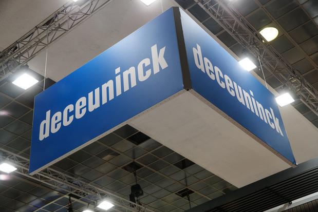 Deceuninck: le redressement ne sera pas pour 2020