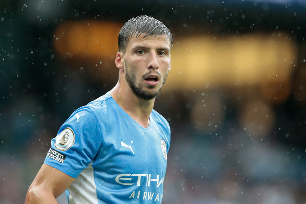Ruben Dias jusqu'en 2027 avec Manchester City