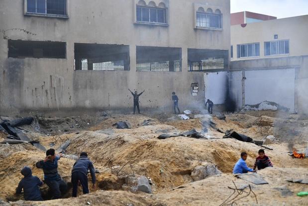 'Gaza is een kruitvat dat elk moment opnieuw kan ontploffen'