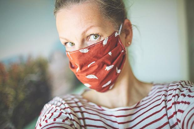 Interfederaal woordvoerder stelt gerust: 'Katoen wel ok voor mondmaskers'