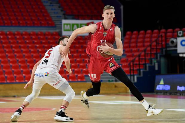 NBA-draft: wordt jonge Belg Bleijenbergh opgepikt?