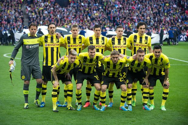 Borussia Dortmund 2012/13: waar zitten ze nu?