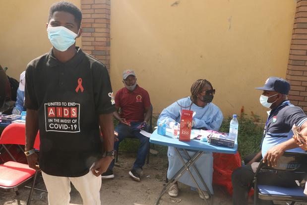 Pandemie heeft 'verwoestende impact' op strijd tegen aids, tbc en malaria