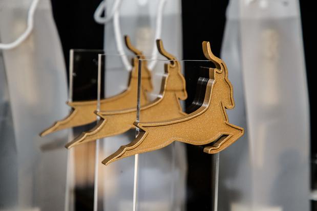 Trois Gazelles épinglées : AUTOGRAPHE, EURO HEAT PIPES ET BIOSTORY