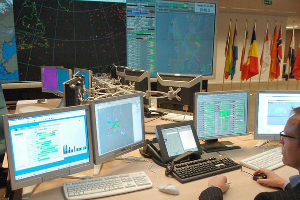Jonge klimaatactivisten hebben terreinen Eurocontrol alweer verlaten