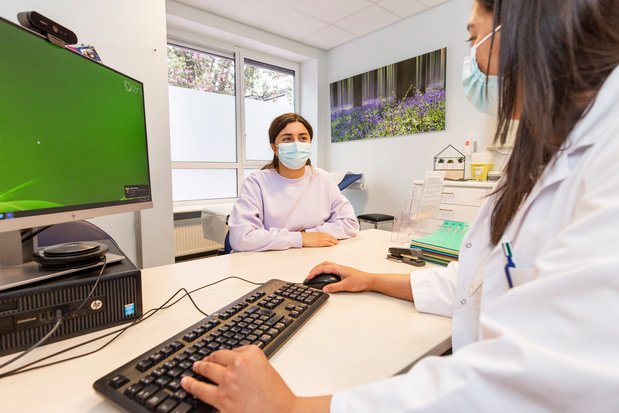ZNA herdenkt zorg voor melanoompatiënten