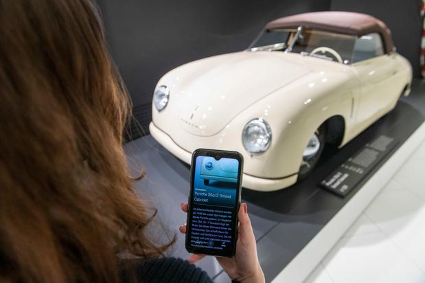 Porsche heropent museum in Stuttgart