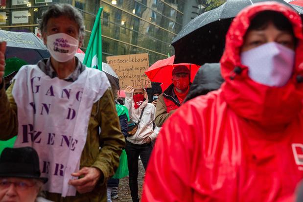 Accord interprofessionnel 2021-2022: les syndicats prévoient une journée d'actions le 12 février