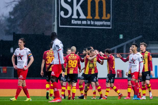 Malines bat Zulte Waregem et revient dans la course aux playoffs 2