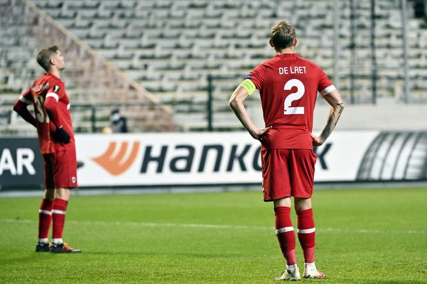 De coëfficiëntenbalans: nederlaag Antwerp is dubbel verlies voor België